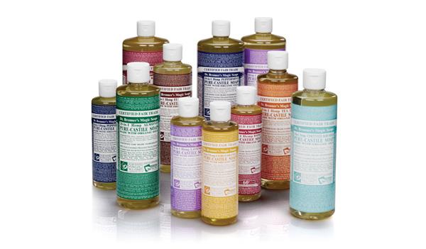 Dr  Bronners Organic Soap