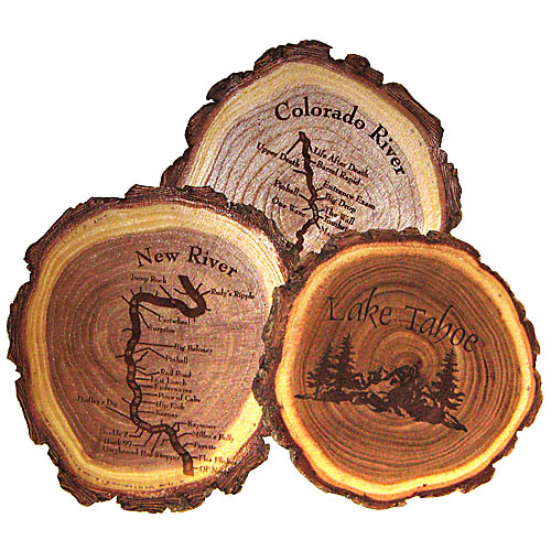custom laser engraved coasters custom engraved wooden products
