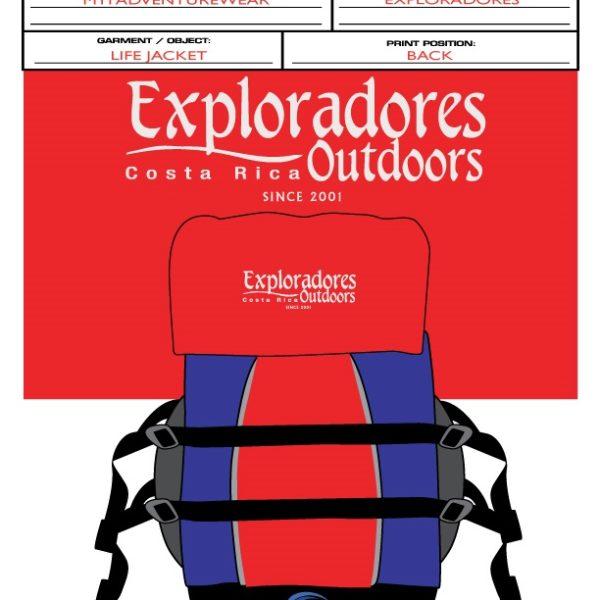 PROOF--EXPLORADORES