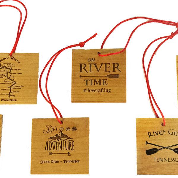 2019 Group of Six Ornaments - Copy